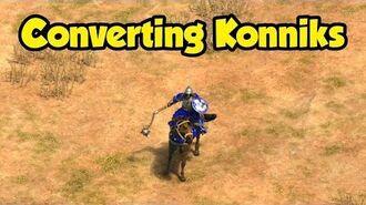 Converting Konniks