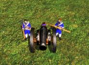 Heavy Cannon Bombard mode