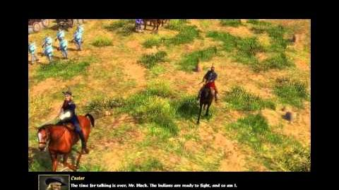 A Final Choice - Act II Cinematic - Age of Empires III The Warchiefs