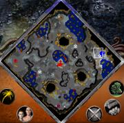 FightAtTheForge map