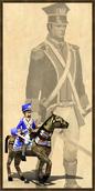 Uhlan history portrait