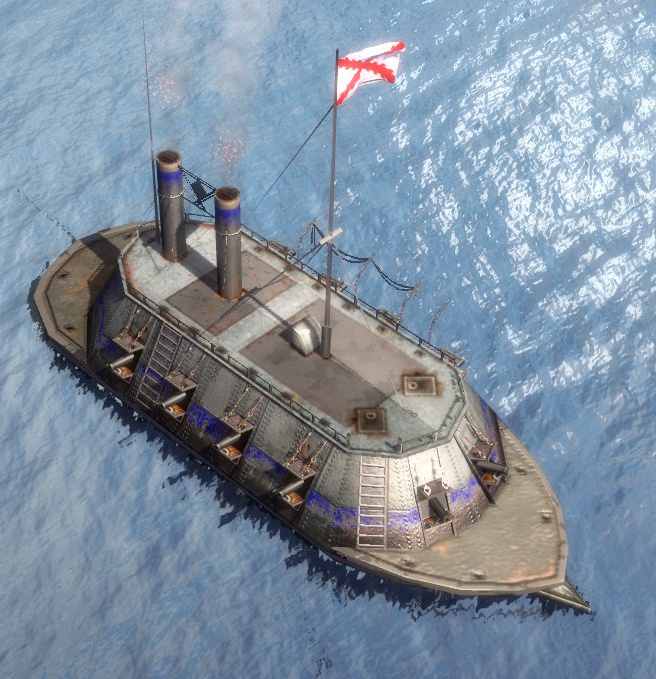 Ironclad age of empires iii series wiki