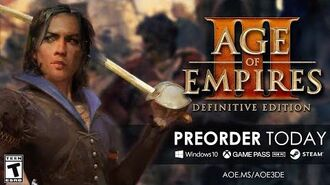 Age Of Empires III Definitive Edition Trailer