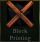 Blockprintingunavailable