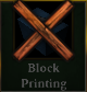Blockprintingunavailable