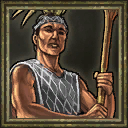 Mapuche Ironwood Clubman