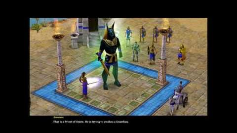 Age of Mythology - Son of Osiris