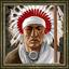 Sioux war chief