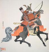 Samurai-on-Horseback