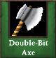Doublebitaxeavailable