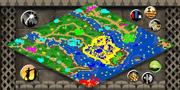 Gajah-mada-level-5-map