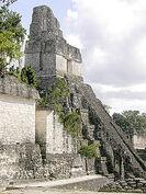 220px-Pyramid, Tikal, Guatemala