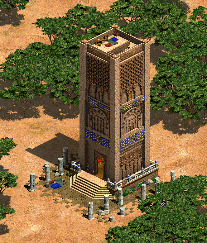 The Berber Wonder Civilizations Age of Empires