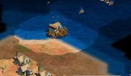 Enemy Island Coast