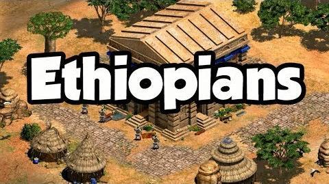 Ethiopians Overview AoE2