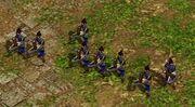 Chu Ko Nu archers