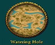 Watering Hole menu icon