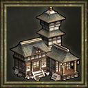 Aoe3 unused japanese town center portrait