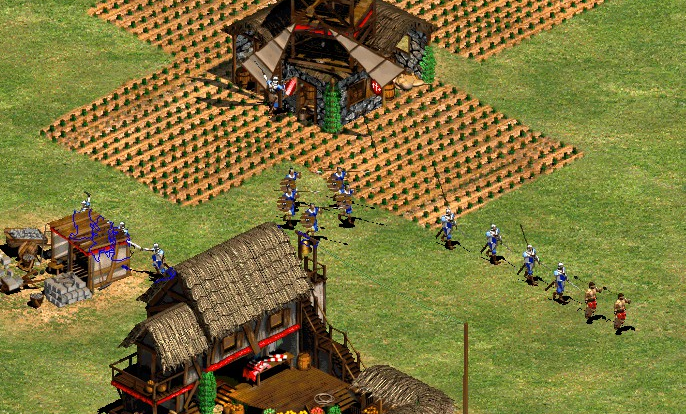 Skirmisher (Age of Empires II) | Age of Empires Series Wiki | FANDOM