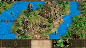 Incas town