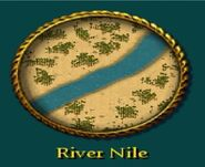 River Nile menu icon