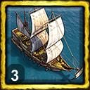 Spanish Home City 5 (Spanish Treasure Fleet)