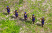 日本人 - 單位03-3光榮和弓兵