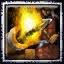Flaming Arrow icon