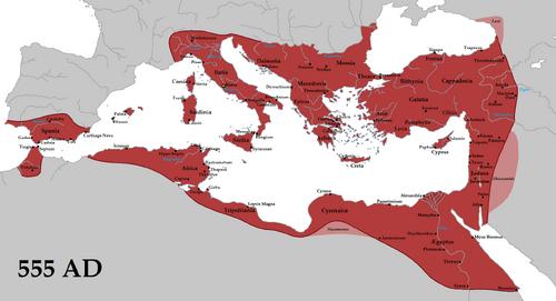 The eastern roman byzantine empire a d dlxv by kuusinen-d6vwjel
