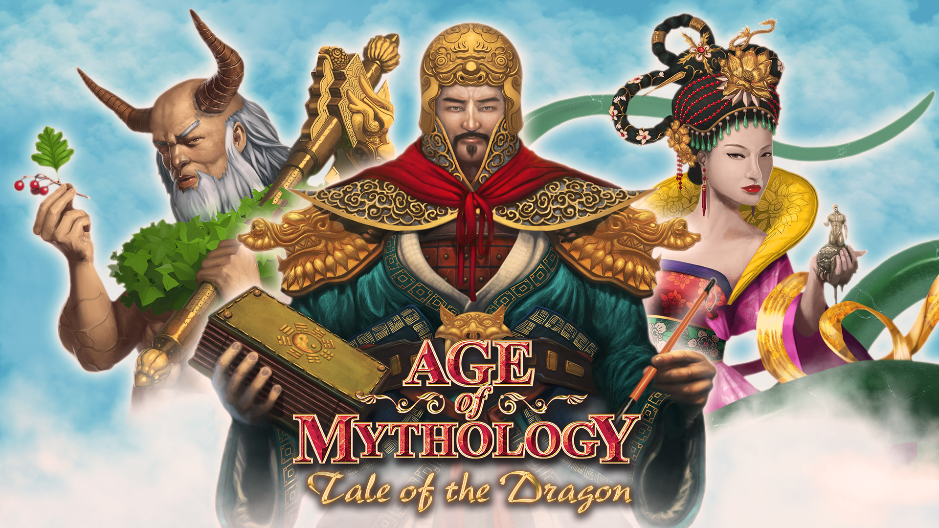 age of myth cheats
