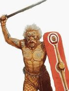 Pictish Warrior
