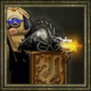 Flamethrower Icon