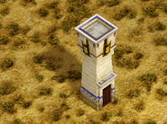 Egyptianguardtower