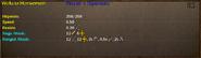 Wokou Horseman stats