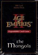 Mongols Starter Deck
