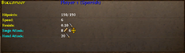 Buccaneer stats