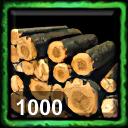 Portuguese Home City 1 (1000 Wood)