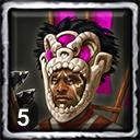 Aztec Home City 2 (5 Skull Knights)
