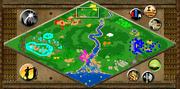 Attila2map