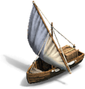 Fishingship sprite aoe2de