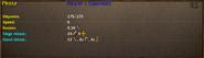 Pirate stats