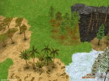 Trees in Age of Mythology