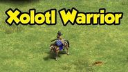 Xolotl Warrior