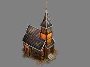 German church Colonial age
