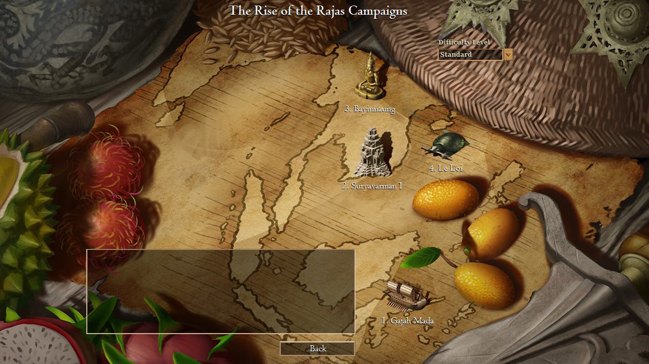 Age of Empires II HD Rise of