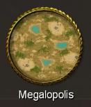 Aommegalopolismenuicon