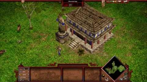 Age of Mythology - Terracotta Warrior Sounds
