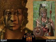 Maya Concept Art