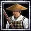 Ashigaru musketeer icon