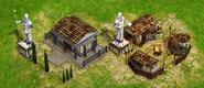 Statues Zeus